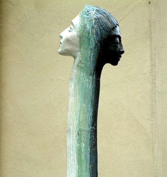 Holz Skulpturen Keramik Atelier Maria Luise Bodirsky